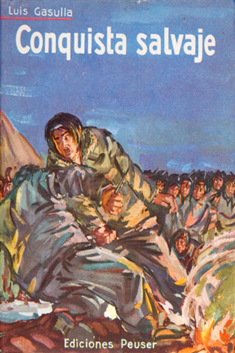 Conquista salvaje – Luis Gasulla
