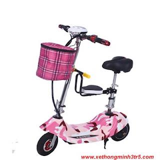 Xe máy điện Mini Scooter