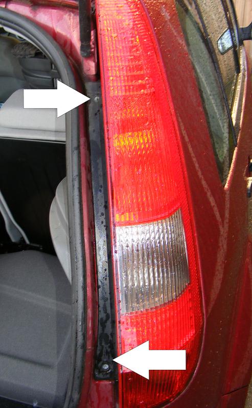 Random1624 How To Change A Mk6 Fiesta Rear Brake Bulb