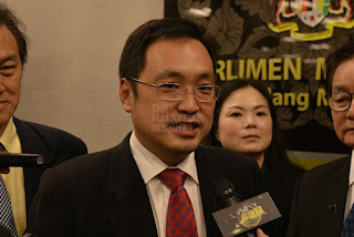 PAC should be headed by an opposition MP, says Sarawak DAP