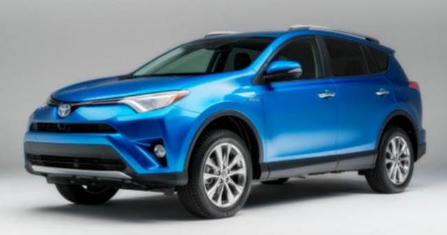 2018 Toyota RAV4 Redesign, Release