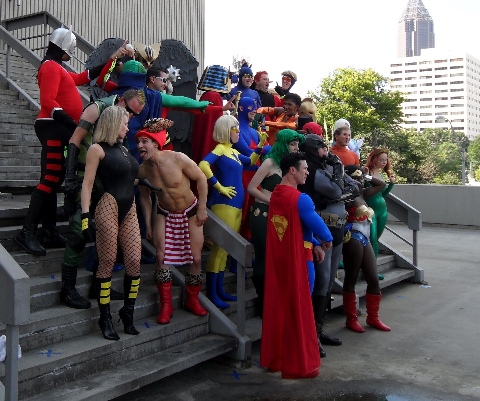 Cosplay Champions: Justice League Unlimited