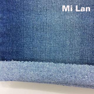 Vải Jean nam 100% cotton S259
