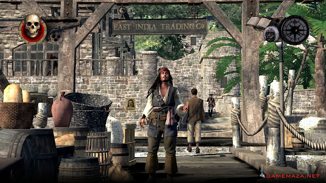 Pirates of the Caribbean Gameplay Screenshot 2