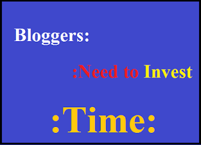 Blogger Must Invest, Write Awesome Pro Blog Post