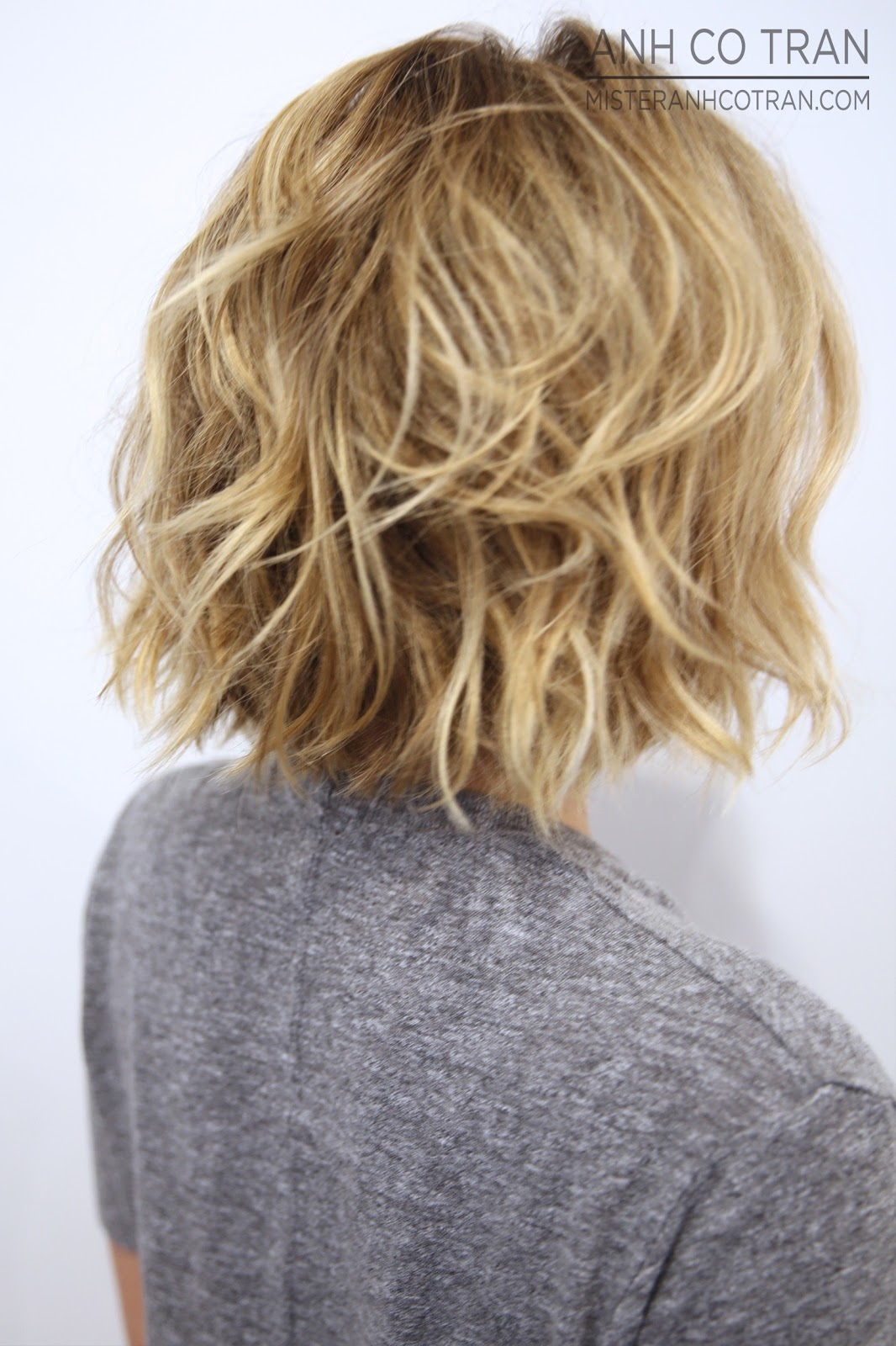 Short Hair Saturday From All Angles Anh Co Tran