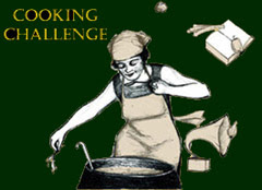 Terrinas - Cooking Challenge