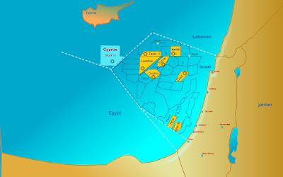 Israel vai exportar gás pra Europa