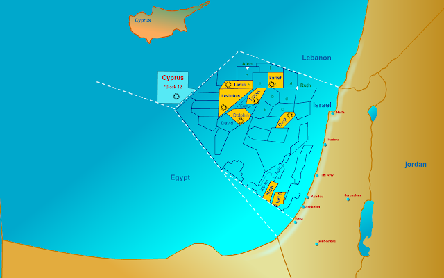 Israel vai exportar gás para Europa