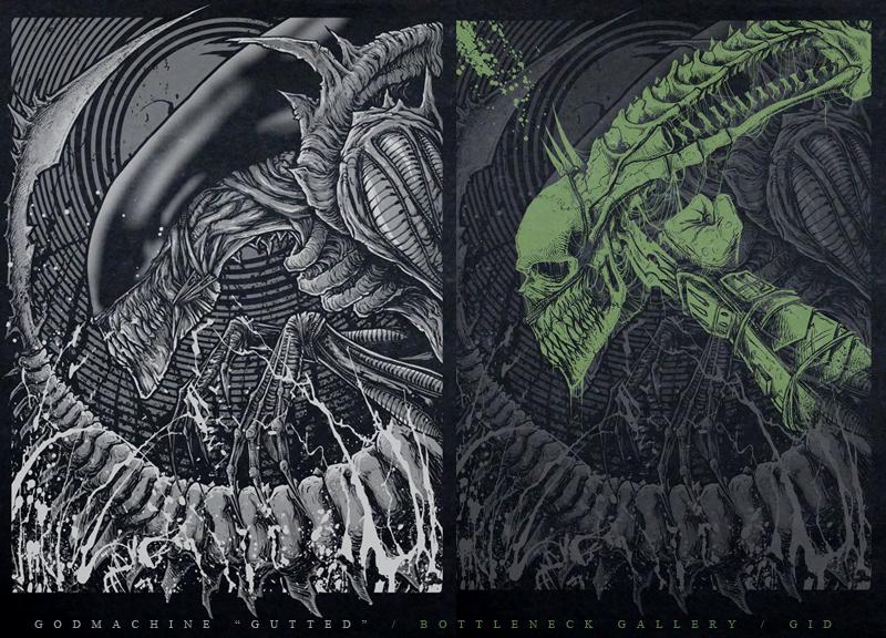 xenomorph wallpaper