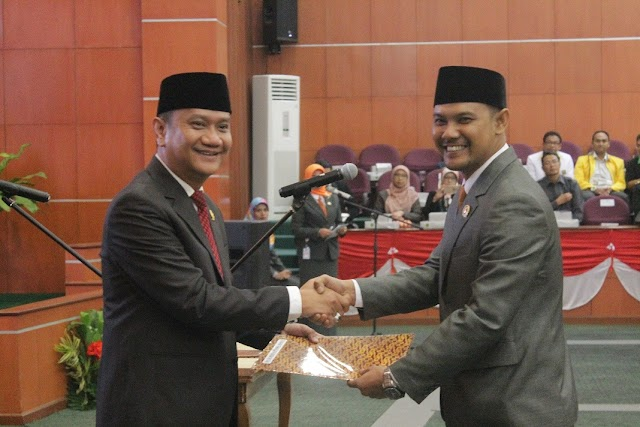 DPRD Depok Gelar Paripurna Tentang PAW dan Setujui Tiga Raperda