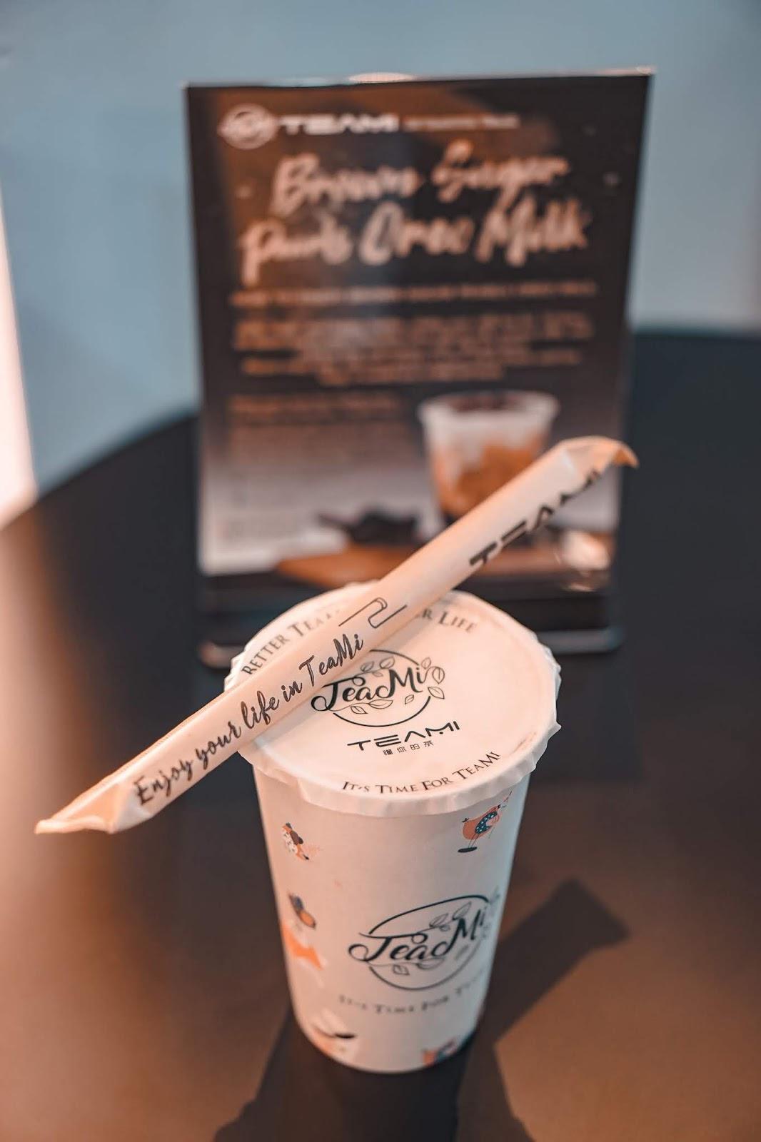 TeaMi - Better Tea, Better Mi; milk tea without creamer, healthy milk tea in Metro Manila
