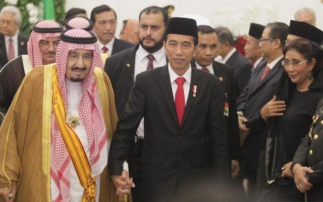 Ini Sejumlah Ulama Yang Diundang Bertemu Dengan Raja Salman Di Istana Kepresidenan