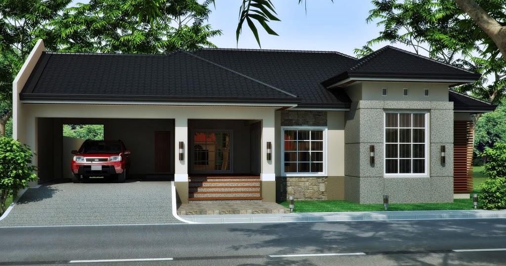 Medium size house for the medium size family for Medium houses