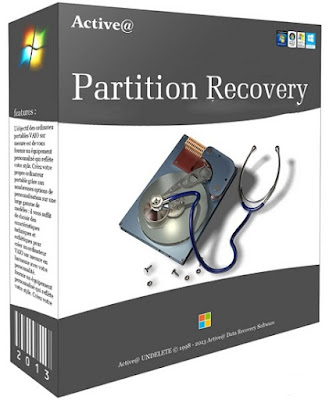 Active Partition Recovery Professional 15.0.0 Win PE + DOS BootCDs [Pre-Activated]