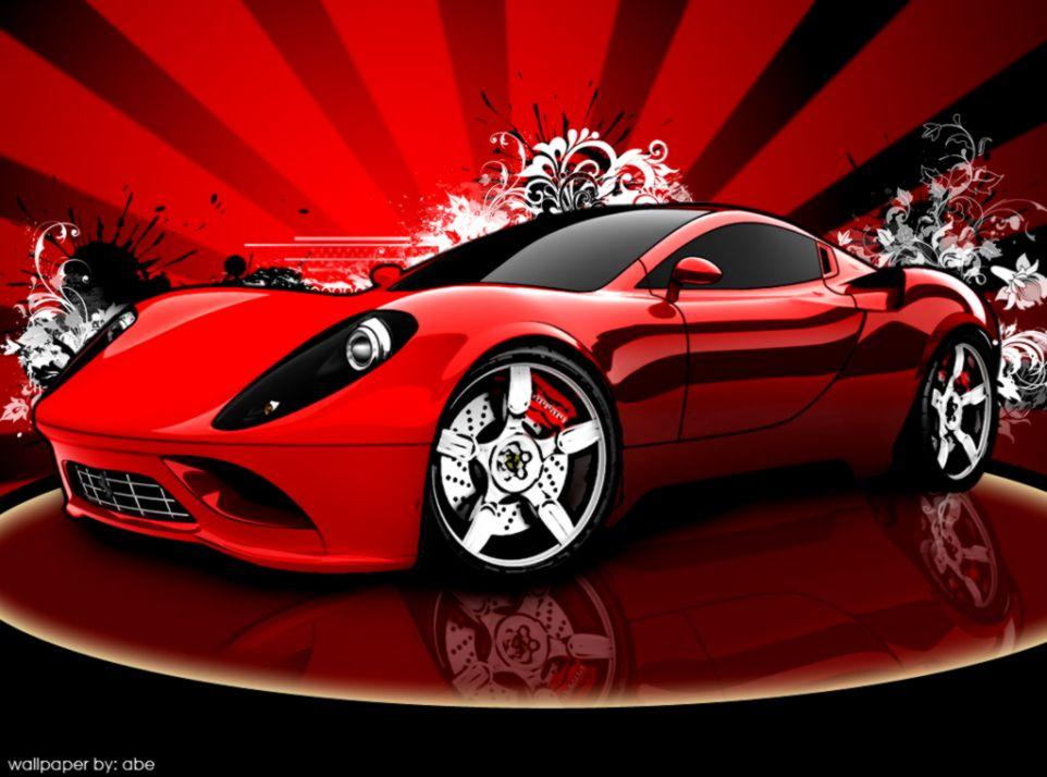 Download Wallpaper Mobil Sport Ferrari: Wallpapers Mobil Sport Ferrari Cool