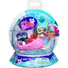 Littlest Pet Shop Globes Chinchilla (#687) Pet