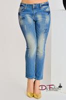 Jeans Blue Smile