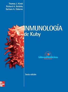 Inmunología de Kuby - 6ta Edición - Thomas J. Kindt, Richard A. Goldsby y Barbara A. Osborne