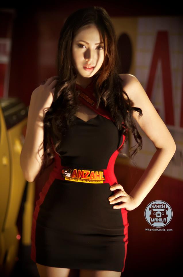 10 Hot Pinay Car Show Babes  Sexy Pinays On Facebook-6115