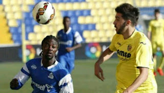 Villarreal Team B vs Rivers United FC