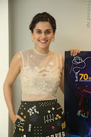 Taapsee Pannu in transparent top at Anando hma theatrical trailer launch ~  Exclusive 068.JPG