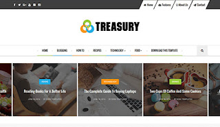 Treasury Template