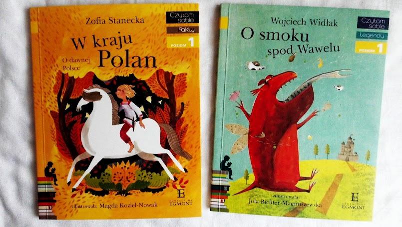 W kraju Polan - Zofia Stanecka, O smoku spod Wawelu - Wojciech Widłak