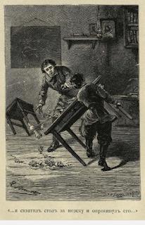 illjustracii-otrochestvo-tolstoj-kartinki-risunki