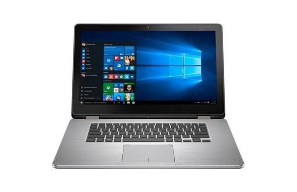 Notebook 2 em 1 Dell Inspiron 15 7000 com tela de 15,6 polegadas