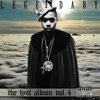 Nas – Legendary (The Lost Album Vol. 4) Front
