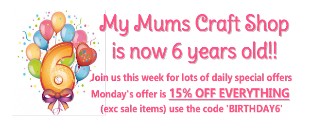 www.mymumscraftshop.co.uk