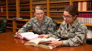 paralegals in the military
