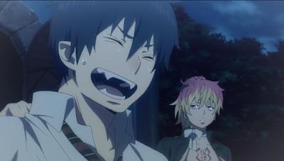 Download Ao no Exorcist Kyoto Fujouou-hen episode 1 Subtitle Indonesia