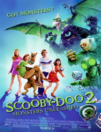 Ver Scooby-Doo 2: Desatado (2004) Online