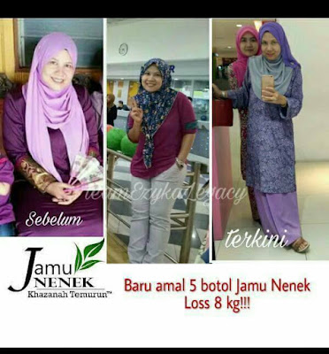 jamu nenek review