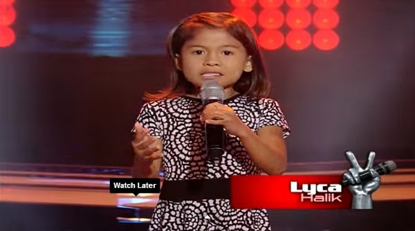 the voice kids philippines lyca sings 39 halik 39 video. Black Bedroom Furniture Sets. Home Design Ideas