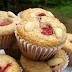 Receita: Muffin de Amêndoas com Morango