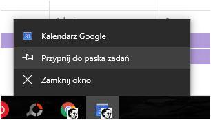 Jak zrobić sobie aplikację z dowolnej strony internetowej za pomocą Chrome?