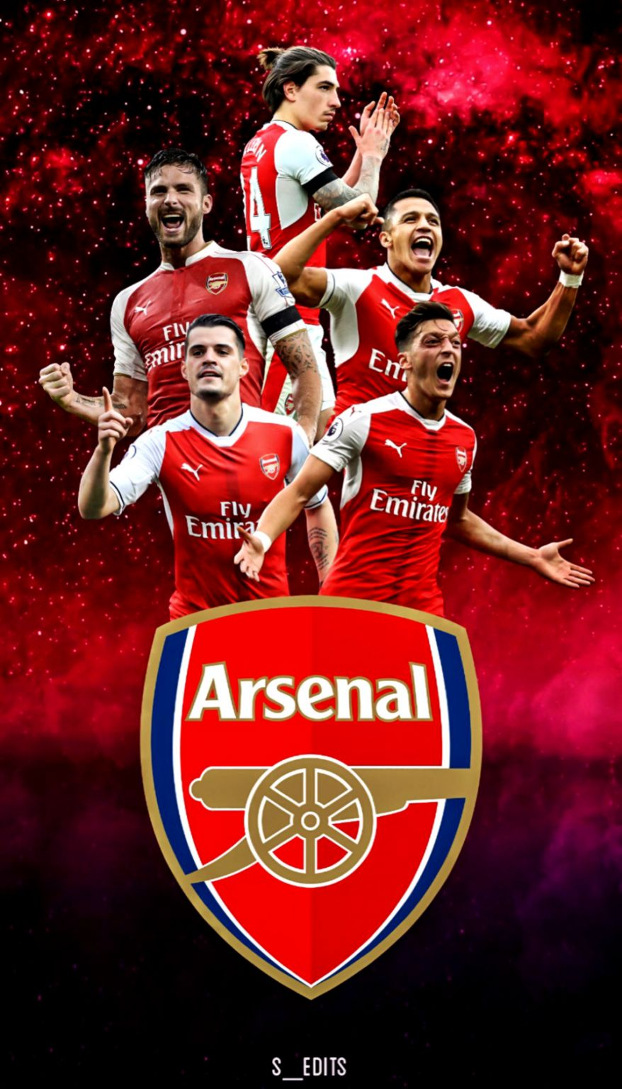 Arsenal Fc Wallpaper Pack Wallpapers