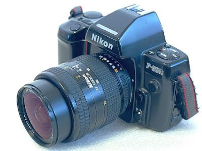 Nikon F801s, AF Nikkor 28-70mm F3.5~4.5 D