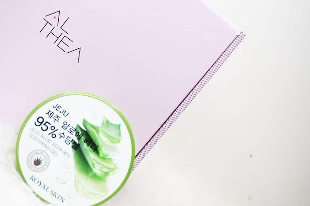 4. Royal Skin Jeju Aloe Vera 95% Soothing Gel (300ml)