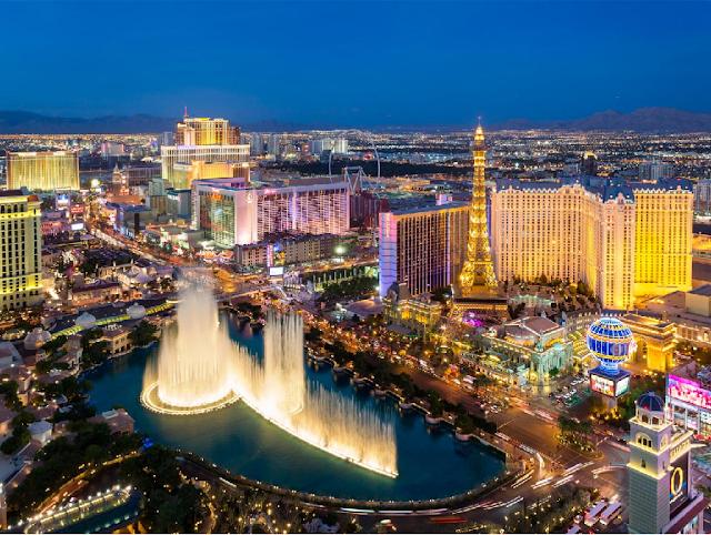 Feriados de 2017 em Las Vegas
