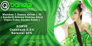 Tips Kalahkan Bandar Poker QBandars.net