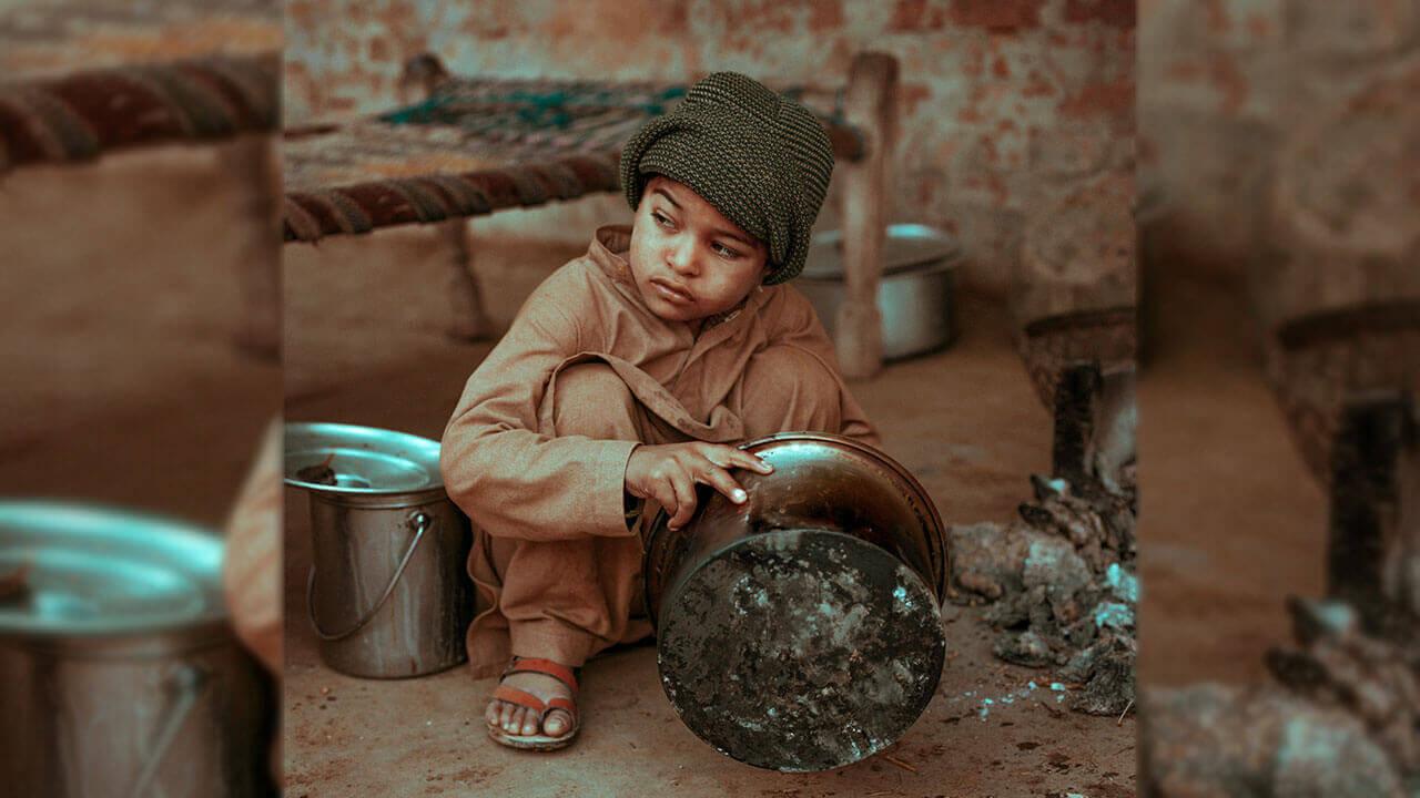 भुक - मराठी कविता | Bhukh - Marathi Kavita