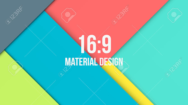 Background Unusual Modern Material Design Abstract Vector Illustration  Stock Vector