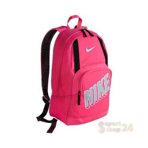 Pink nike school bags