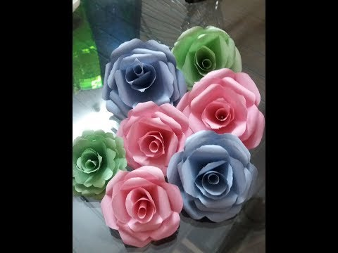 Origami Rose in Bloom : 11 Steps (with Pictures) - Instructables | 360x480
