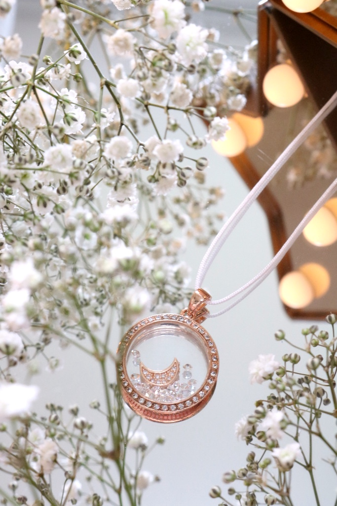 Bijou Bijou Rose Gold Necklace
