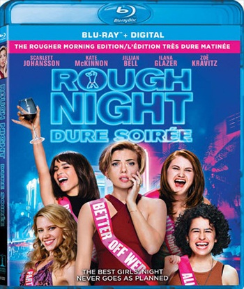 Rough Night 2017 English 720p BRRip 900MB ESubs